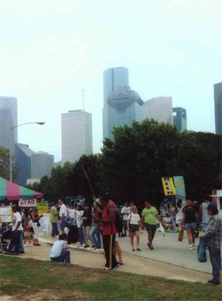 Westheimer Street Festival